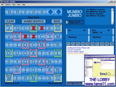 MumboJumbo screenshot