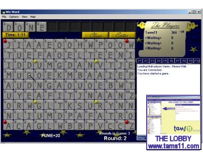 WizWord screenshot